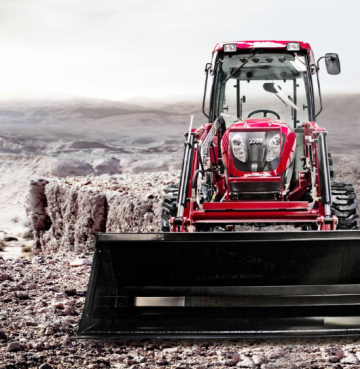 T454 COMPACT TRACTOR