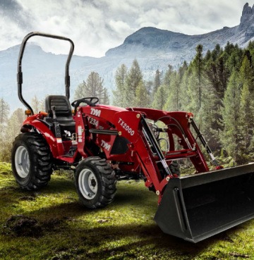T234 SUB-COMPACT TRACTOR